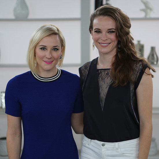 The Flash's Danielle Panabaker Interview (Video)