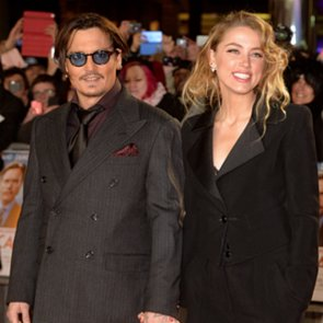 Johnny Depp Marries Amber Heard