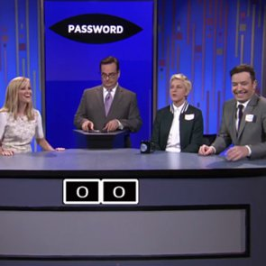 Jimmy Fallon, Reese Witherspoon, Ellen DeGeneres Password