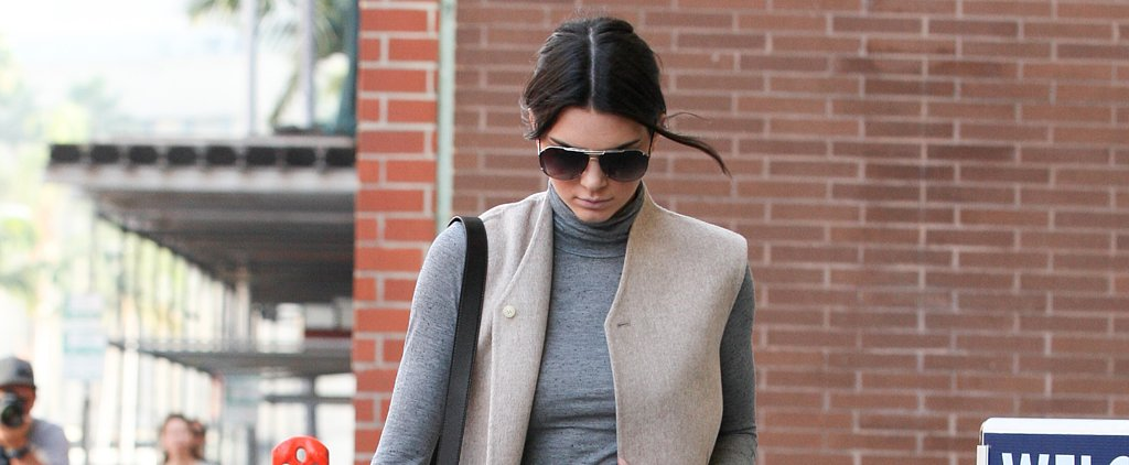 Kendall Jenner Just Broke a Major Winter Fashion Rule