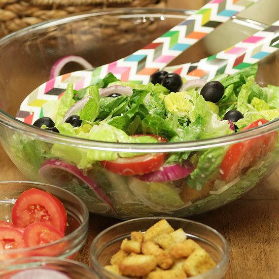 Olive Garden Breadsticks and Salad Recipes