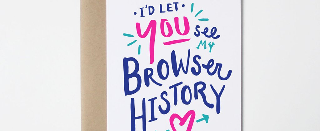 Clever Valentine Cards For the Love of Your E-Life