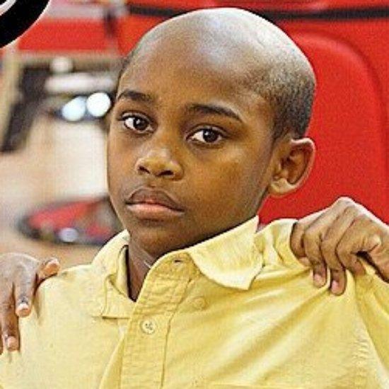 Barber Gives Bad Kids Benjamin Button Haircuts