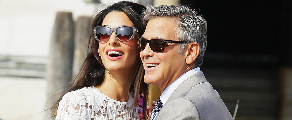 17 Times George and Amal Clooney Made Every Day Valentine's Day