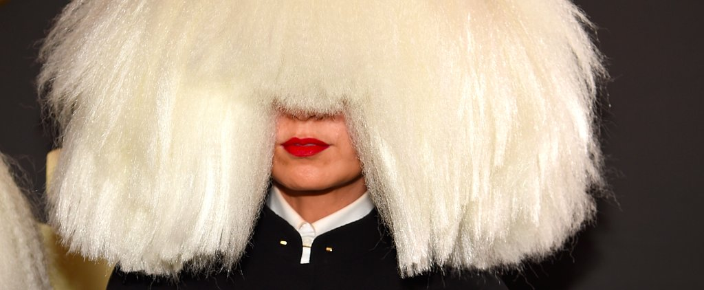 Thoughts on Sia's Cousin Itt Coif on the Grammys Red Carpet?