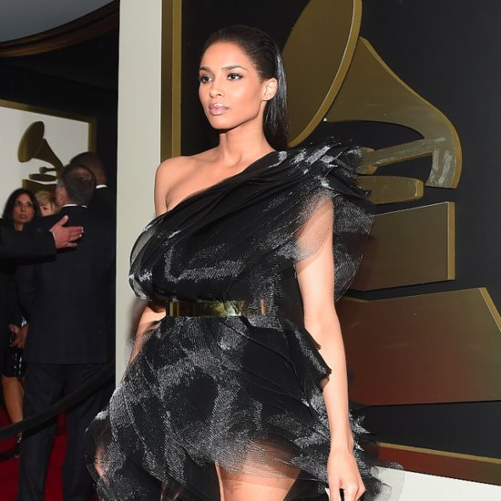Ciara's Dress at the Grammy Awards 2015