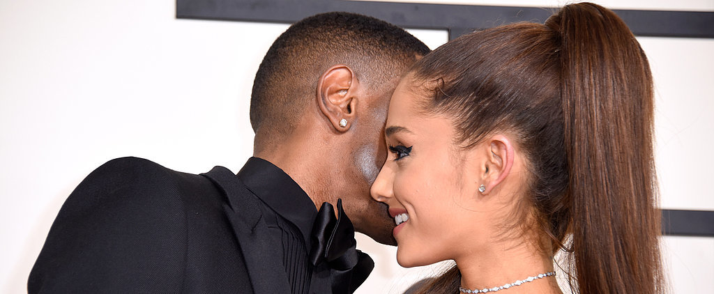 Ariana Grande and Big Sean's PDA Was Out of Control at the Grammys