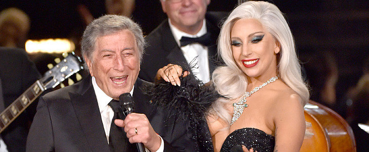 Lady Gaga and Tony Bennett Were the Cutest Grammys Duo