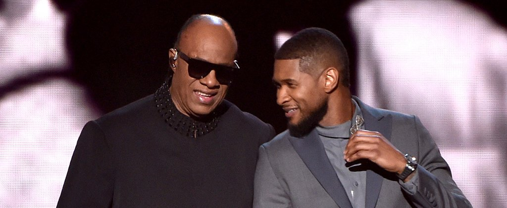 Usher Singing Stevie Wonder Is Exactly What the World Needed