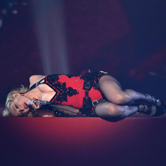 Madonna's Grammys Performance 2015 | GIFs and Pictures