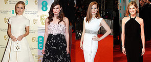 The Biggest Trend at the BAFTA Awards Was as Clear as Black and White