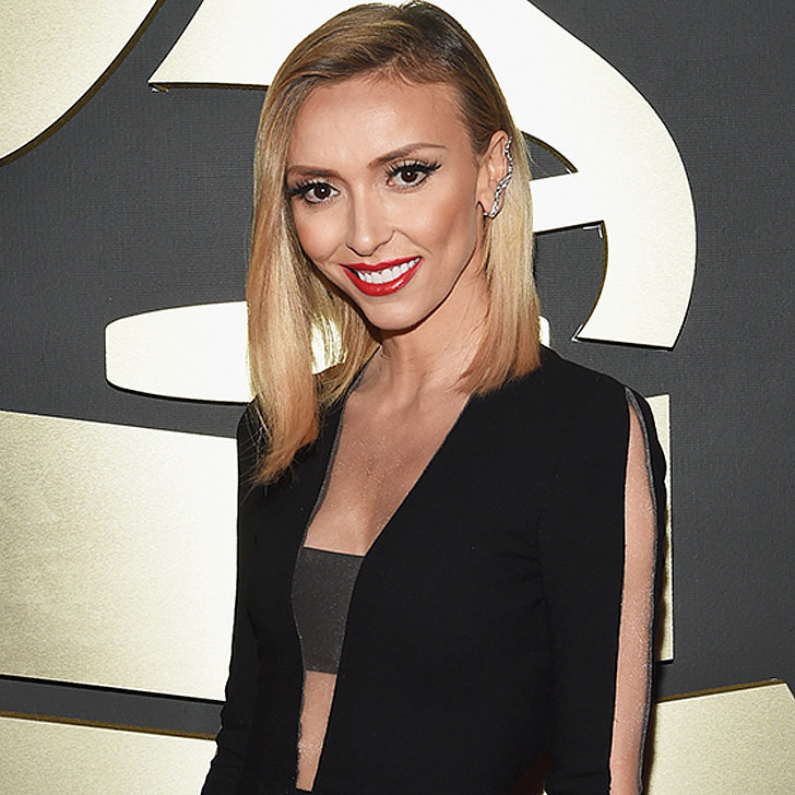 Fashion Police 2015 Grammys Giuliana Rancic Sizzles on the
