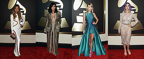 See All the Red Carpet Style at the 2015 Grammy Awards