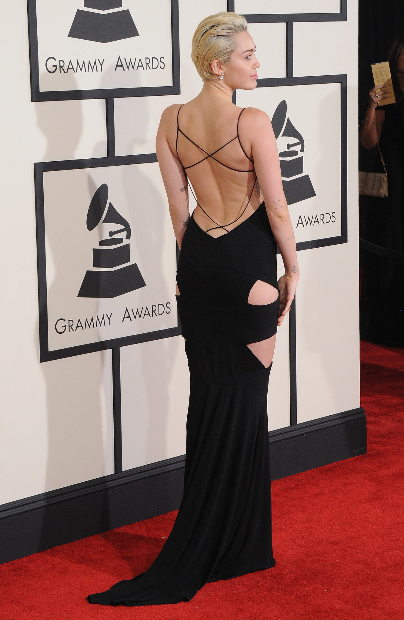 Sexiest Dresses At The Grammy Awards 2015 Popsugar Fashion
