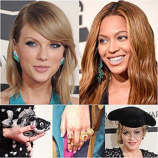 Die schönsten Accessoires bei den Grammys