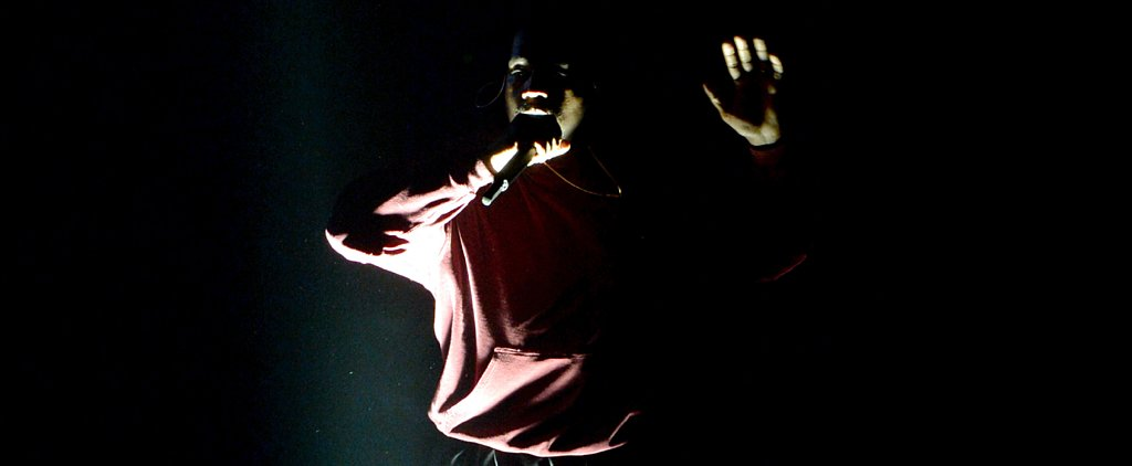 Before Kanye West Caused Trouble at the Grammys, He Gave an Incredible Performance