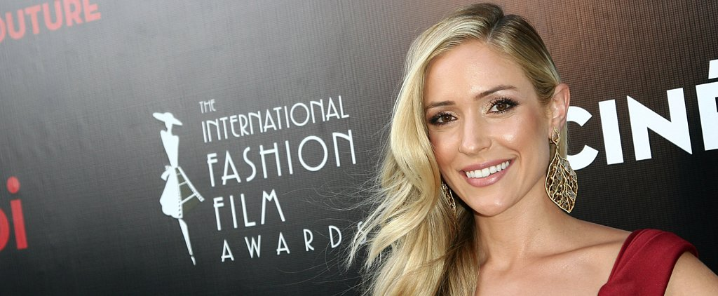 Kristin Cavallari Is Bringing Back Peep-Toe Booties