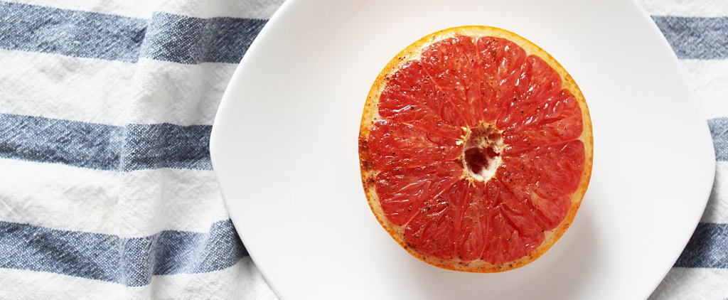 Spiced Honey-Broiled Grapefruit Will Sweeten Up Your Next Breakfast