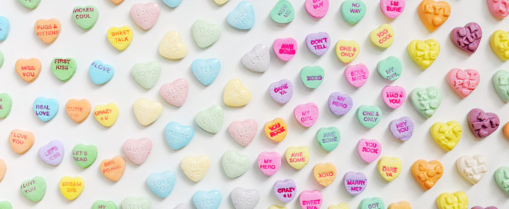 We Tasted All the Valentine's Day Conversation Hearts So You Don't Have To