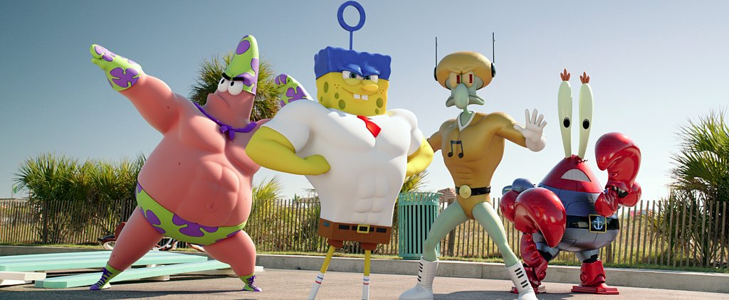 The SpongeBob Movie Had a Huge Weekend at the Box Office