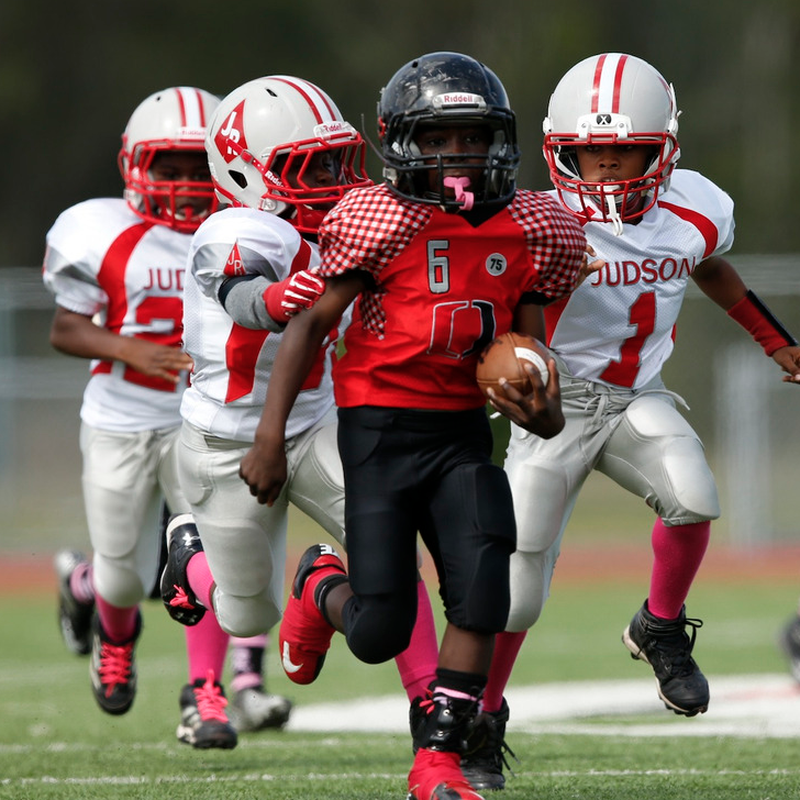 Kid Concussions Playing Football | POPSUGAR Moms