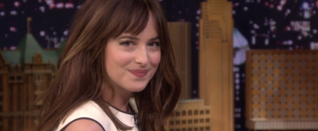 Old Sweatpants Have Never Sounded So Sexy, Thanks to Dakota Johnson