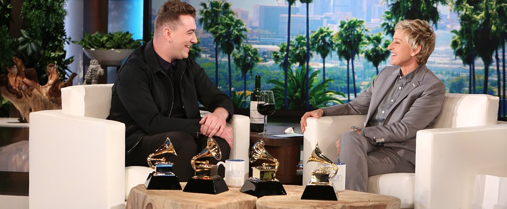 Sam Smith's Next Boyfriend Better Be Prepared to Polish His Grammys