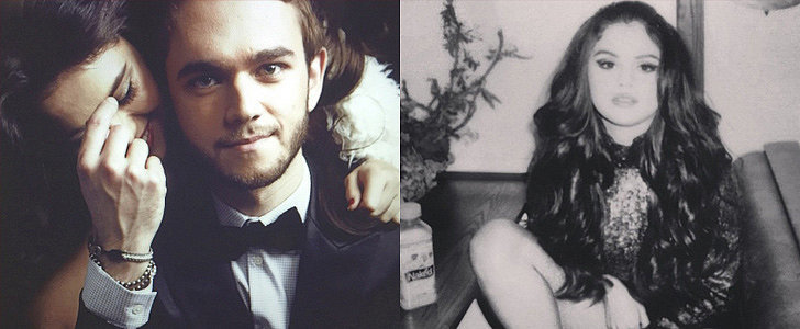 "Selena Gomez Shares a Sultry Photo With Zedd From Their ""I Want You to Know"" Video"