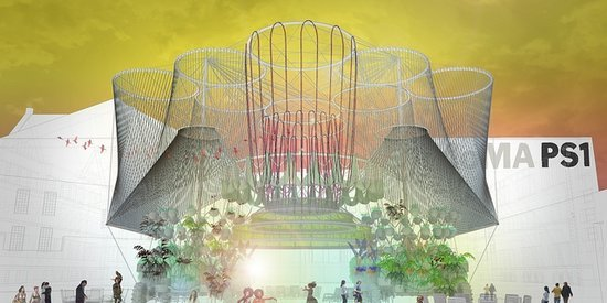 Meet Andrés Jaque, The Winning 'Young Architect' Set To Take Over MoMA PS1