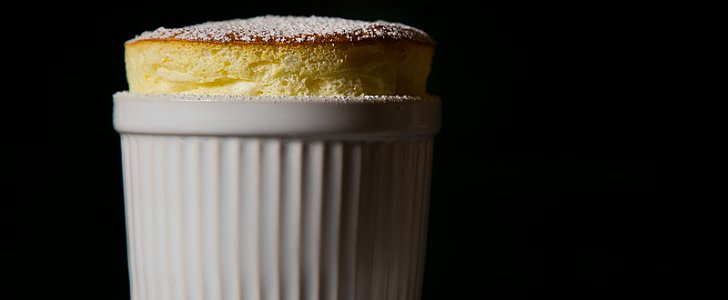 This Lemon Soufflé Is Like a Citrus Cloud
