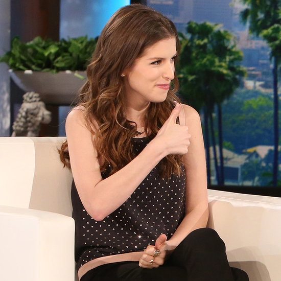 Anna Kendrick Spills on Her Awkward Grammys Run-In With Sam Smith