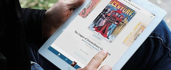 Unlimited Comic Books Are on Their Way to Your iPad