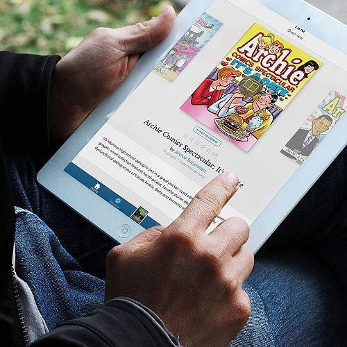 Scribd Adds Comic Books to Subscription Service