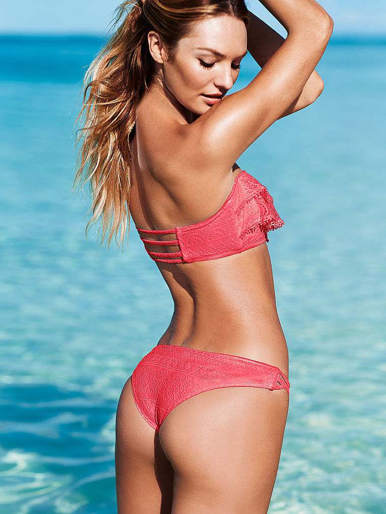 Hot butts in small bikinis