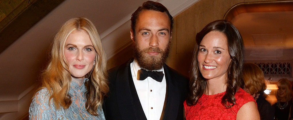 See James and Pippa Middleton's Black-Tie Night Out