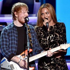 Ed Sheeran, Beyonce Sing Together at Stevie Wonder Tribute