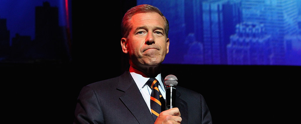 Brian Williams Suspended From NBC For 6 Months