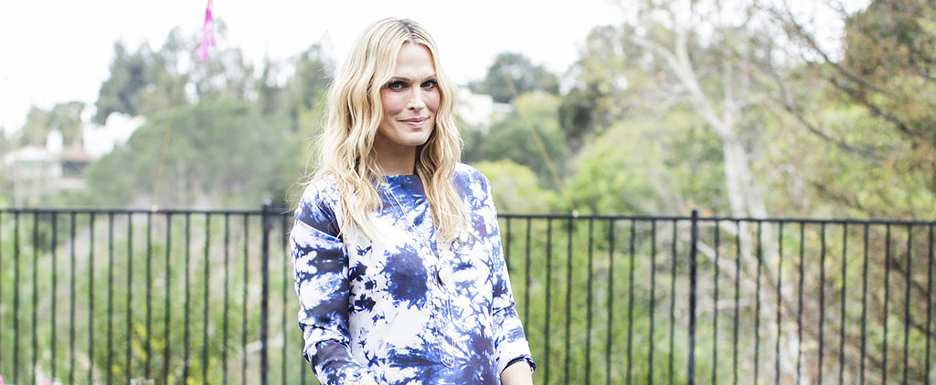 Inside Molly Sims's Elegant, Outdoor Baby Shower