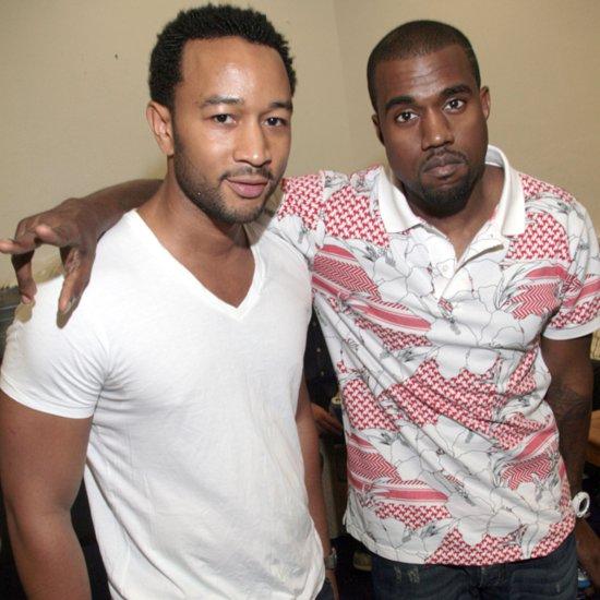 John Legend Comments on Kanye West at the Grammys