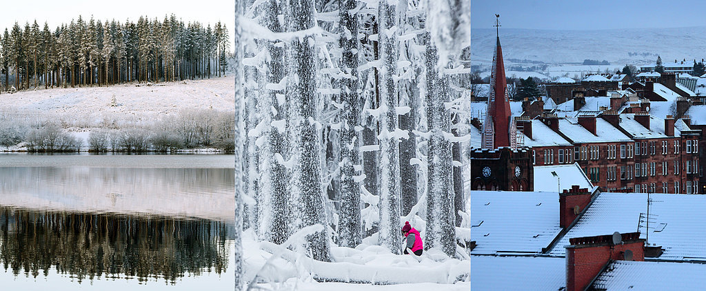 The Most Striking Snowy Snaps From Across the Globe