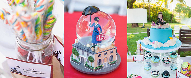 A Jolly Holiday Mary Poppins Birthday Party