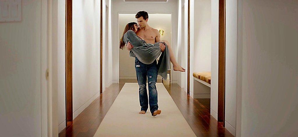 fifty shades of grey movie review popsugar celebrity australia. Black Bedroom Furniture Sets. Home Design Ideas