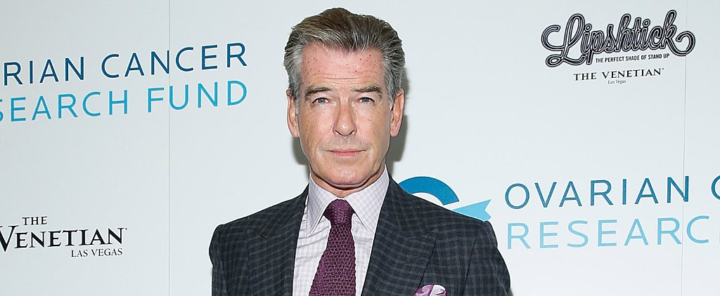 Pierce Brosnan's Malibu Home Erupts Into Flames