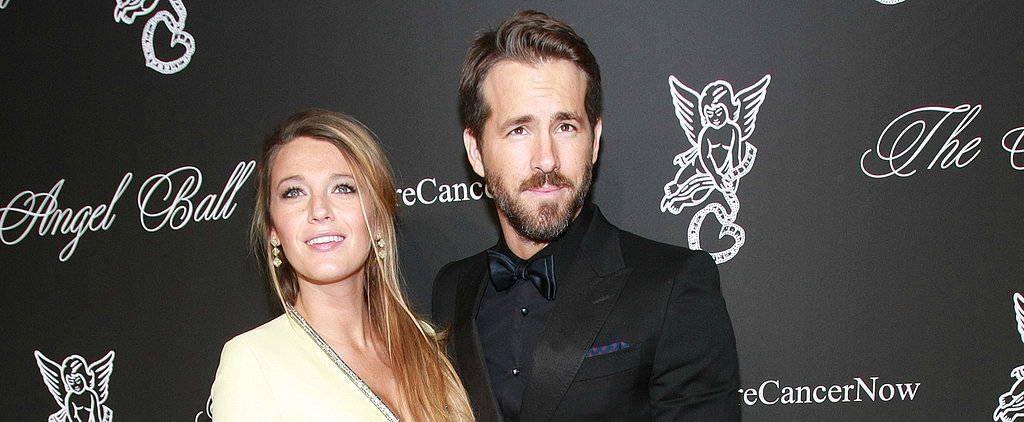 Blake Lively and Ryan Reynolds's Baby's Name Reportedly Revealed (Again!)