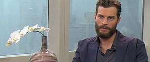 "There's More to Fifty Shades of Grey Than ""Pure Erotica,"" Says Jamie Dornan"