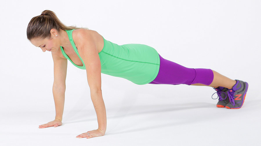 Blast Away Calories With This Full-Body Tabata Workout