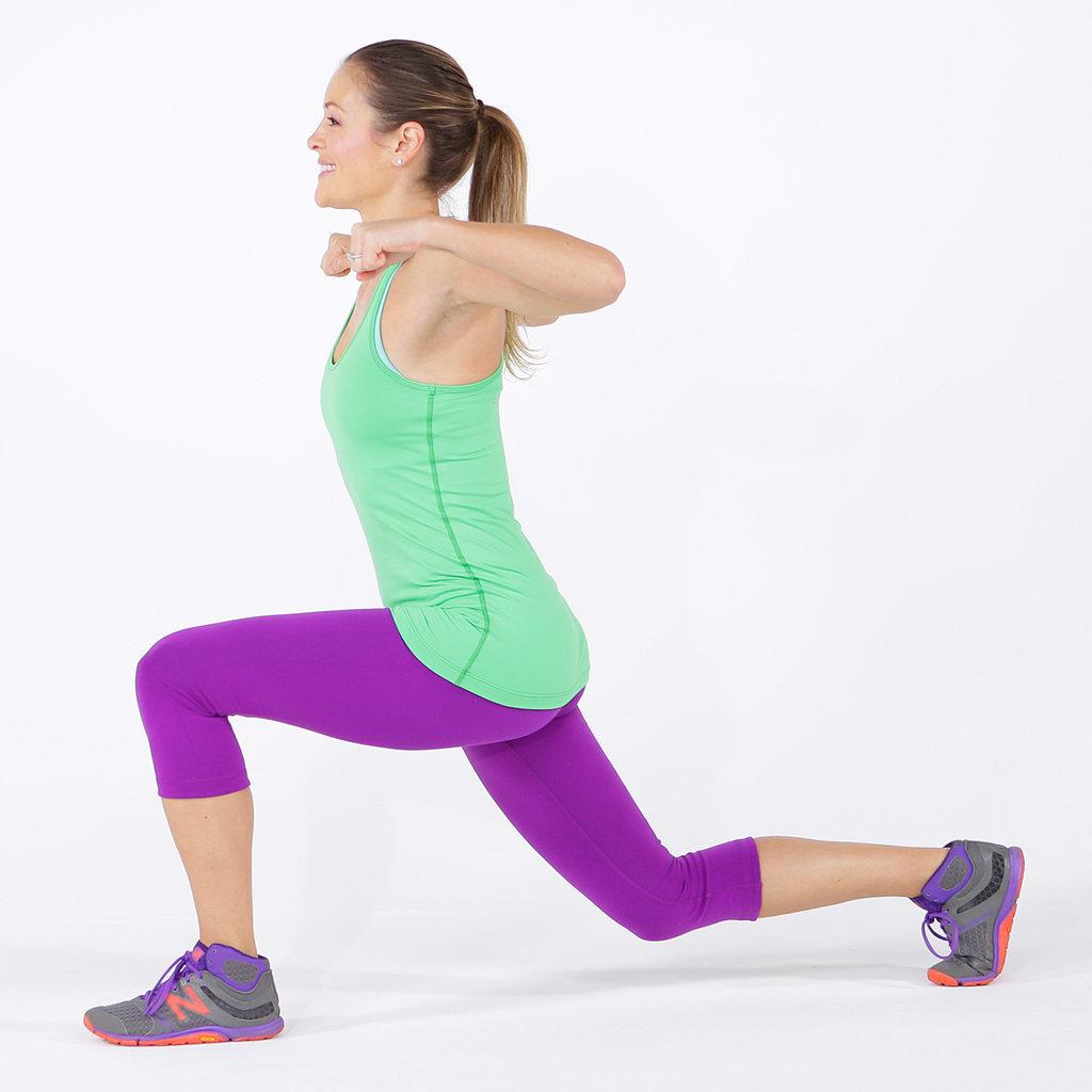Tabata Video Workout | POPSUGAR Fitness
