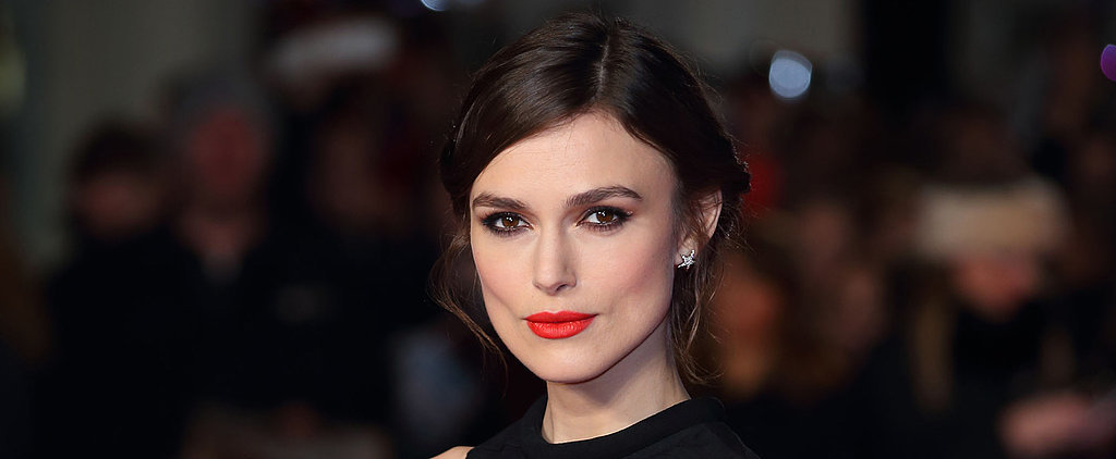 Keira Knightley Thanks Her Mom For the Misspelling of Her Name