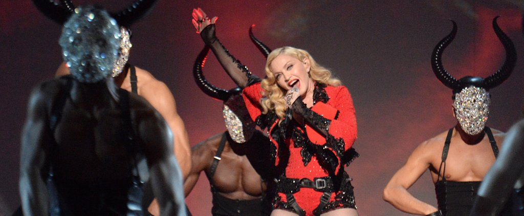 Hear Madonna's Isolated Vocals From Her Grammys Performance