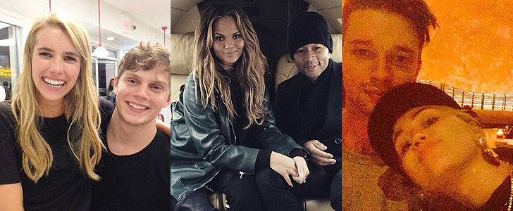 XOXO: Stars Share the Love With Sweet Valentine's Day Snaps